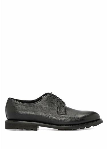 Barrett Deri Ayakkabı Siyah